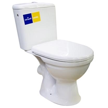 Изображение WC pods Merida ar vāku