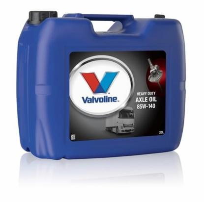 Изображение VALVOLINE Transmisijas eļļa HD AXLE OIL 85W140 20L,