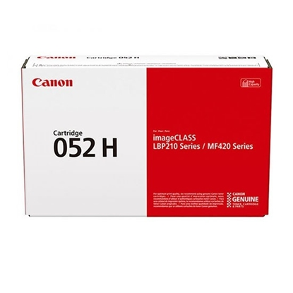 Attēls no Canon Toner Cartridge 052 H black