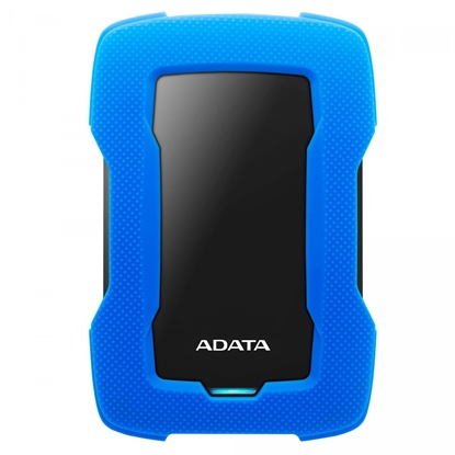 "Attēls no ADATA HD330 1000 GB, 2.5 "", USB 3.1, Blue"