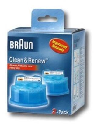 Attēls no Braun CCR2 Clean & Renew Refill Cartridge 2 pcs Blue