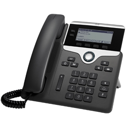 Picture of Cisco IP Phone 7821 for 3rd Party Call Control