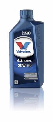 Изображение Motoreļļa ALL CLIMATE 20W50 1L, Valvoline