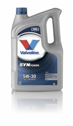 Attēls no Motoreļļa SynPower 5W30 ENV C1/C2 5L, Valvoline