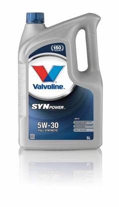 Изображение Motoreļļa SynPower 5W30 ENV C2 5L, Valvoline