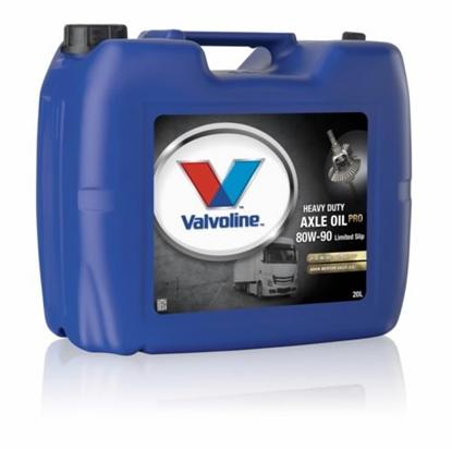 Изображение Transmisijas eļļa HD AXLE OIL PRO 80W90 LS 20L, Valvoline