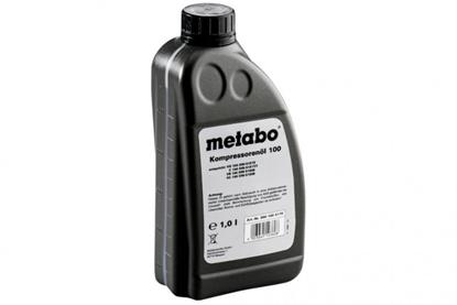 Attēls no Virzuļkompresoru eļļa MOTANOL HP 100, 1 litrs, Metabo
