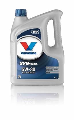 Изображение Motoreļļa SynPower 5W30 4L, Valvoline