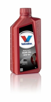 Изображение Transmisijas eļļa LIGHT & HD GEAR OIL GL-4 80W90 1L, Valvoline