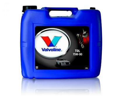 Изображение Transmisijas eļļa VALVOLINE TDL 75W90 20L, Valvoline