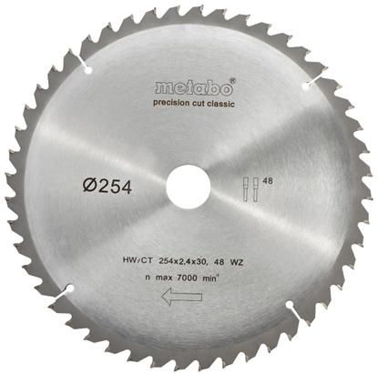 Изображение Zāģripa 305x2,4/1,6x30mm, z56, WZ, -5°. Classic, Metabo