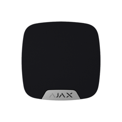 Изображение Ajax HomeSiren Wireless indoor siren (black)