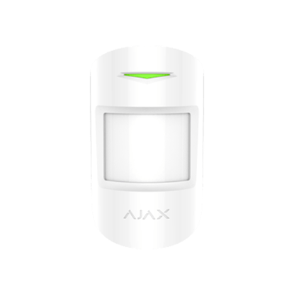 Изображение Ajax Motion Protect immune motion PIR detector (white)