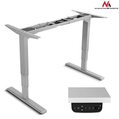 Изображение Maclean MC-763 Electric Sit-Stand Desk Frame