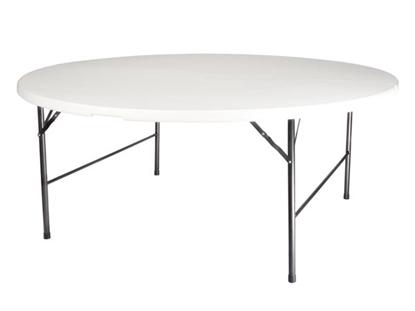 Picture of Toolland Salokāms apaļais galds FP172