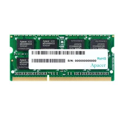 Attēls no Apacer DDR3 8GB 1600MHz CL11 SODIMM 1.35V
