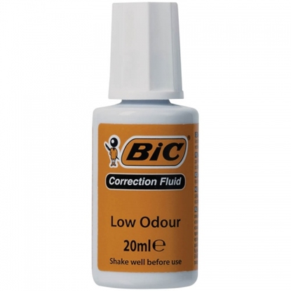 Изображение BIC correction fluid 20 ml., Pouch 10 pcs, 343894