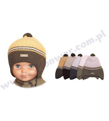 Attēls no 48-50 cm bērnu cepure zeniēm P-CZ-290E dažādas krāsas