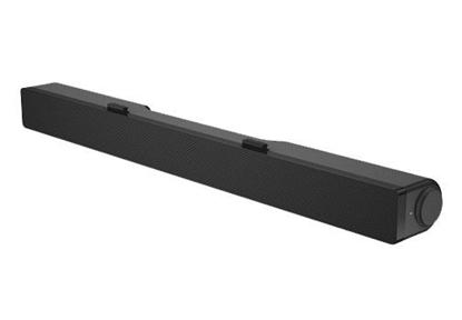 Picture of Dell Stereo USB SoundBar AC511M for PXX19 & UXX19 Thin Bezel Displays