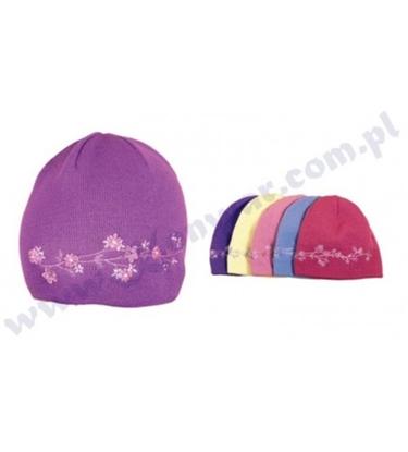 Attēls no 50-52 cm bērnu cepure meitenēm P-CZ-401 dažādas krāsas