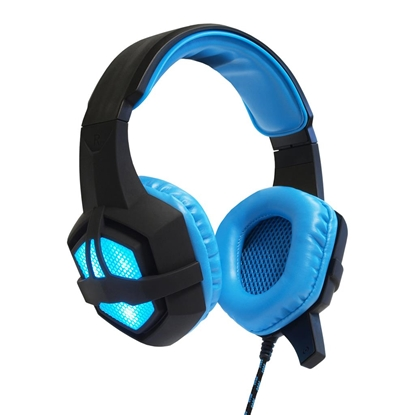 Attēls no ART SLA FLASH ART GAMING Headphones with