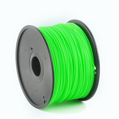 Attēls no Flashforge ABS Filament 1.75mm 1kg (Green)