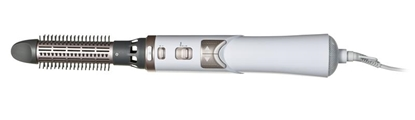 Attēls no Philips Airstyler Warranty 24 month(s), Number of heating levels 3, Number of speeds 2, Ceramic heating system, Ion conditioning, 1000 W, Silver, White
