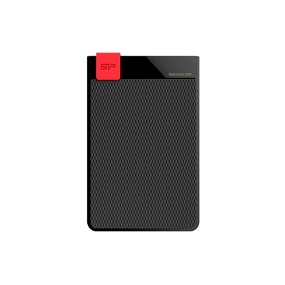 Picture of SILICONPOW SP010TBPHDD3SS3K External HDD