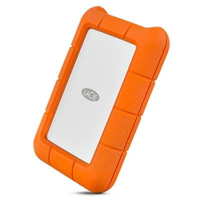 Picture of LaCie mobile drive Rugged USB-C 2,5'' 1TB 3600RPM USB3.1