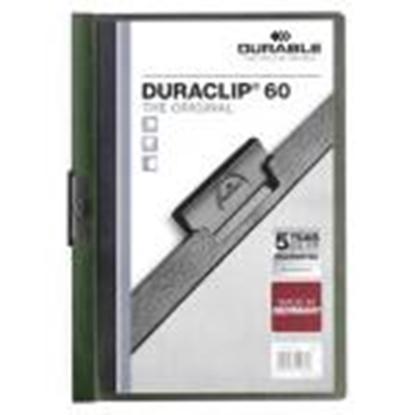 Picture of *Mape Duraclip Original 60 DURABLE,  tumši zaļa