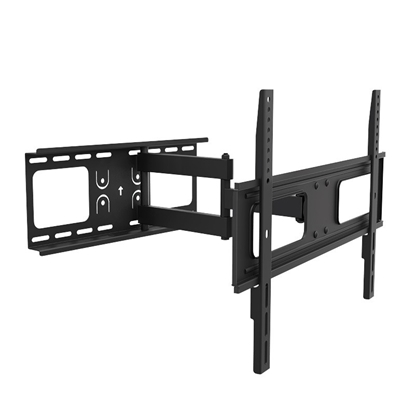 "Attēls no Logilink BP0028 TV Wall mount, 37""-70"", tilt +10°-20°,swievel +-90°, 475mm Logilink Wall Mount, 37-70 "", Maximum weight (capacity) 50 kg, Black"