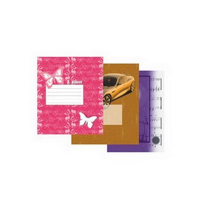 Изображение ABC JUMS Burtnīca  , līniju, 12 lapas, 17 x 20 cm, 3. klasei