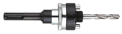 "Attēls no METABO Adapters SDS-Plus / 1/2""-20 UNF, Ø 32-152 mm,"