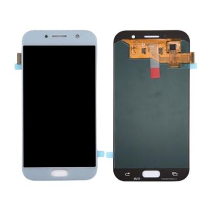Изображение LCD screen Samsung Galaxy A5 (2017, blue) ORG