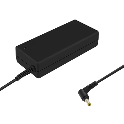 Attēls no Laptop AC power adapter Qoltec Acer 90W | 4.74 A | 19V  | 5.5x1.7