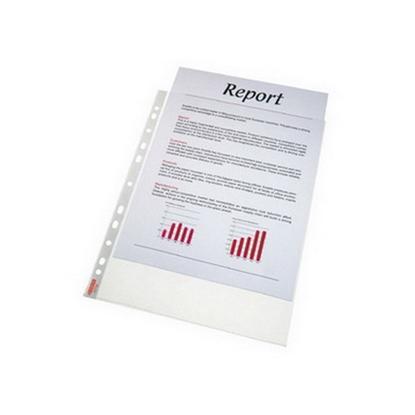 Изображение ESSELTE Kabata dokumentiem   A4 glancēta, 75mic, 100 gab./iepak.