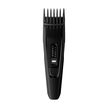 Attēls no Philips 3000 series hair clipper HC3510/15 Stainless steel blades 13 length settings Corded