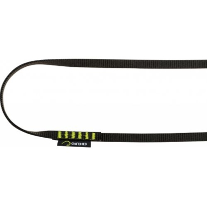 Attēls no EDELRID Tech Web Sling 12 mm / Zila / 120 cm
