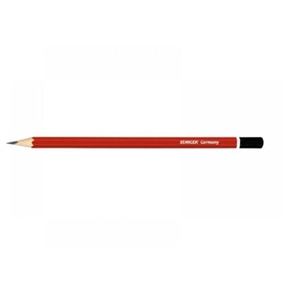 Attēls no Stanger Premium pencil 4B 12pcs.
