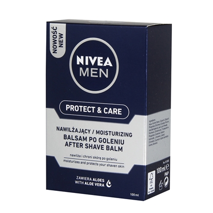 Picture of Balzāms pēc skūš.Nivea Mild 100ml