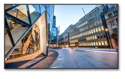"Attēls no NEC MultiSync C981Q 2.49 m (98"") LED 4K Ultra HD Digital signage flat panel Black"
