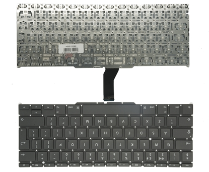 Picture of Keyboard APPLE MacBook Air 11'':  A1465, A1370, UK