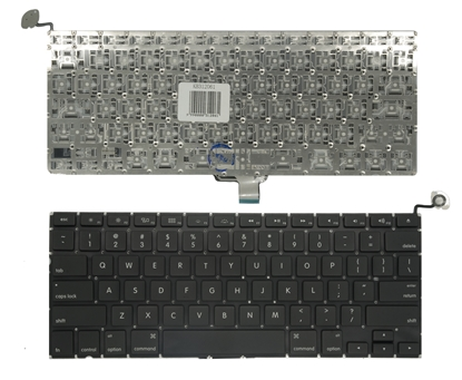 "Attēls no Keyboard APPLE MacBook Pro 13"": A1278 2009-2012, US"