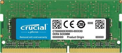 Attēls no Crucial 4 GB, DDR4, 2666 MHz, PC/server