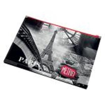 Attēls no Mape slēdzama A4 PARIS  PantaPlast
