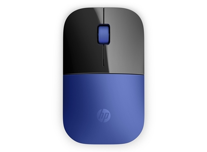Picture of HP Z3700 Blue Wireless Mouse