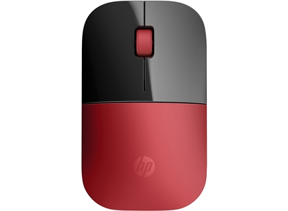 Picture of HP Z3700 Red Wireless Mouse