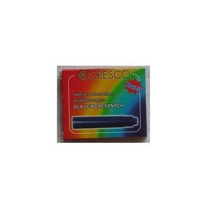 Attēls no CRESCO Tintes kapsulas kreiļiem 6gab/kastītē