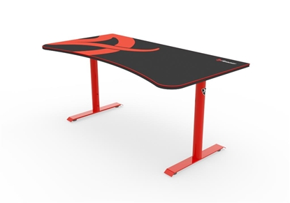 Изображение Arozzi Arena Gaming Desk - Red Arozzi