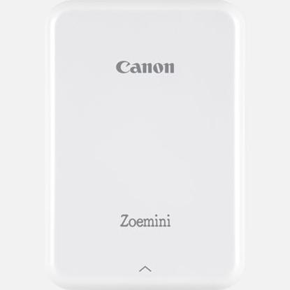 Attēls no Canon Zoemini Photo Printer  PV-123 Colour, ZINK Zero-Ink, Photo Printer, Other, White